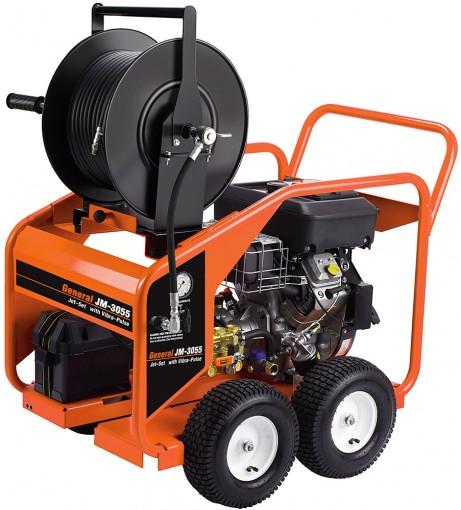 Прочистная машина с автономным двигателем JМ-3055