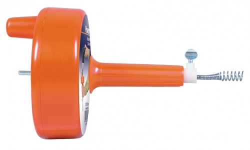 Пластмассовый очиститель труб «Power Spin-Thru»