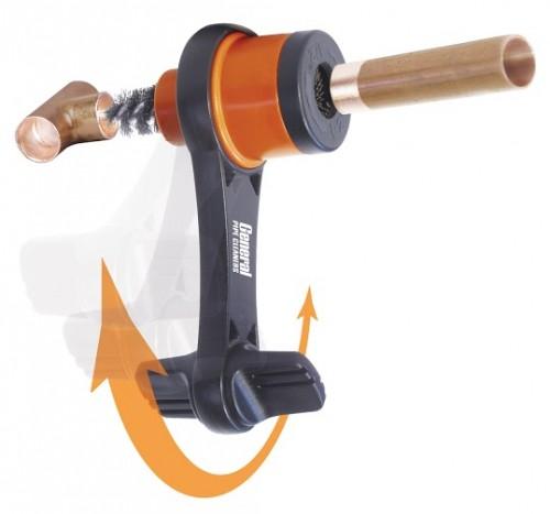Инструмент для зачистки медной трубы перед пайкой «Copper Key»