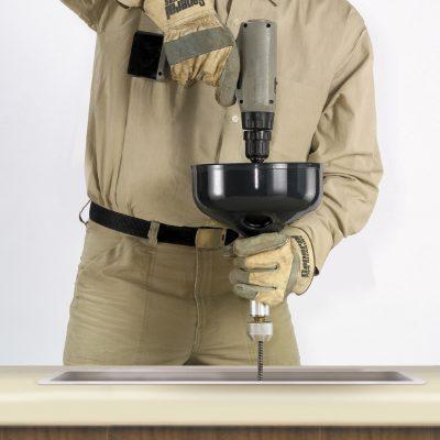 аппарат прочистки труб