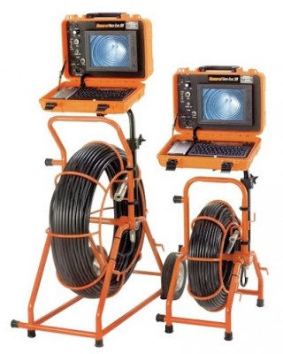 Оборудование видеодиагностики скважин телеинспекционный