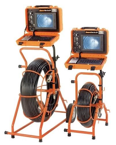 Gen-Eye SD — телеинспекция труб диаметром 60 – 400 мм