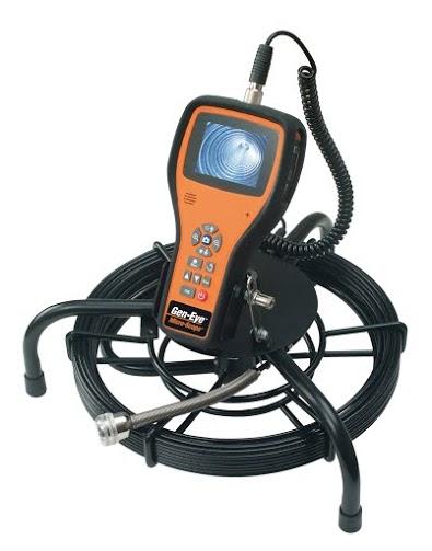 Gen-Eye Micro-Scope — микро-оборудование видеодиагностики скважин (видеоэндоскоп)