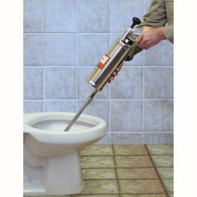 аппарат чистки канализации