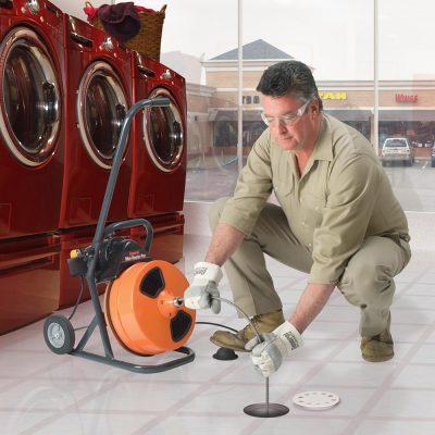 машины прочистки канализации